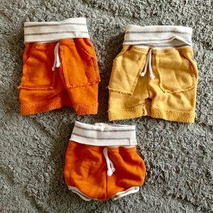 Other - 🌼2/$15🌼 BUNDLE - Lulu Roo Baby Shorts